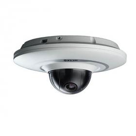 FLIR Digimerge N233ZC Outdoor HD Micro PT IP, 1.3MP HD IP Camera, 3x Digital Zoom, 3.6mm Lens,Digital WDR, Works with Onvif, Lorex, Flir NVR, White, Camera Only (M. Refurbished)