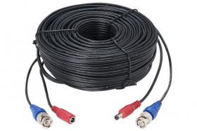 Lorex CB100UB4K 100ft (30m) Premium 4K RG59/Power Accessory Cable (2 Pack)