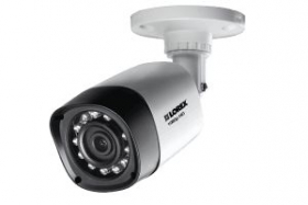 Lorex LBV2521BW 1080p HD, Analog,Indoor/Outdoor,IP66 Weatherproof,Vandal Resistant,130ft Night Vision Security Camera (OPEN BOX)