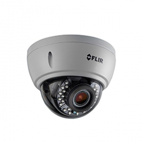 FLIR Digimerge C237VD Outdoor 4-in-1 Security Dome Camera, 2.1MP HD MPX WDR, 2.8-12mm, Motorized Zoom Lens, 85ft Night Vision, Works with AHD/CVI/TVI/CVBS/Lorex, Flir MPX DVR, Camera Only, White (OPENBOX)