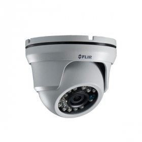 FLIR Digimerge ME343 Outdoor Security Dome Camera, 2.1MP HD Fixed MPX, 3.6mm, 70ft NV, Works with Lorex, Flir,Dahua MPX DVR, Camera Only (OPEN BOX)