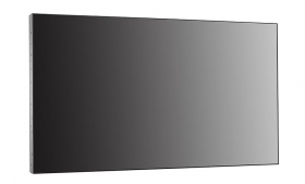 "Hikvision  DS-D2055NL-B/G 55"" Video Wall LCD Display Monitor, LED Backlight, 1080P, 3.5 mm Bezel Width, Ultra-Slim Bi-Side Stream"