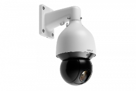 Lorex E881AP Indoor/Outdoor 4K Ultra HD IP Pan-Tilt-Zoom Camera with 25x Optical Zoom and Color Night Vision, 150ft Night Vision, Works with N881B, N882B, NR900, White