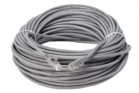 100FT CAT5e Extension Cable, Fire Resistant and In-Wall Rated (CM)
