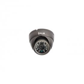 FLIR Digimerge DBV53TL 700 TVL Outdoor 4-in-1 Security IR Dome Camera, 3.6mm, 65ft Night Vision, Works with AHD/CVI/TVI/CVBS/Lorex, Flir MPX DVR, Black (Camera Only)