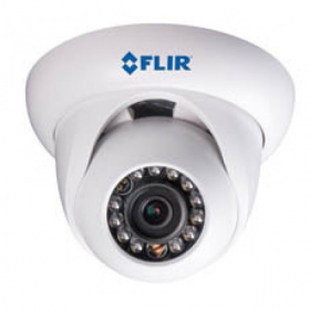 FLIR Digimerge DNE12TL2 Outdoor IP Security Dome Camera, 2.1MP HD IP Camera, 3.6mm, DWDR, 62ft Night Vision, Works with Onvif, Lorex, Flir NVR, White (Camera Only)