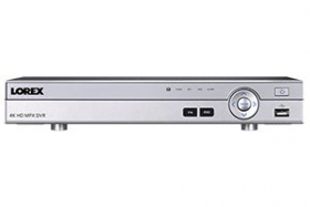 4K Ultra HD (4 x 1080p) MPX Security DVR - 8 Channel, 2TB Hard Drive, Works with Older BNC Analog Cameras, CVI, TVI, AHD