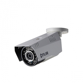 FLIR Digimerge C233BC Outdoor 4-in-1 Security Bullet Camera, 1.3MP HD Fixed WDR MPX, 3.6mm, 70ft Night Vision, Works with AHD/CVI/TVI/CVBS/Lorex, Flir MPX DVR, White (Camera Only)
