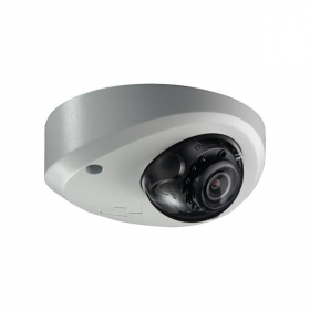 FLIR Digimerge C243MT2 2.1MP HD Vandalproof Audio Dome MPX Camera, D-WDR, 2.8mm, F2.2, 60ft Night Vision, Works with AHD/CVI/TVI/CVBS/Lorex, Flir MPX DVR, White (Camera Only)