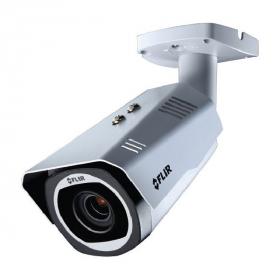 FLIR Digimerge N437BDL Outdoor IP Security Bullet Camera, 2MP HD WDR IP, 4-8mm, Motorized, 100ft Color Night Vision, Works with Onvif, Lorex, Flir NVR, White (Camera Only)