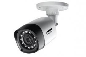 Lorex LBV2521B 1080p HD, Analog,Indoor/Outdoor,IP66 Weatherproof,Vandal Resistant,130ft Night Vision Security Camera,(Only Camera), (M.Refurbished)