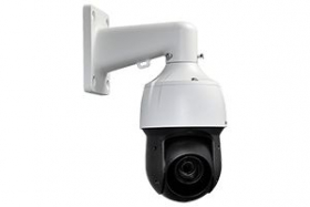 1080p HD Outdoor PTZ Camera with 25× Optical Zoom, Color Night Vision, Metal Camera