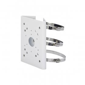 FLIR Digimerge MNTNX1P Outdoor Pole Mount Adapter, White