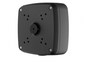 Lorex ACJNCD4BKB Outdoor Junction Box for 4 Screw Base Cameras (Black)