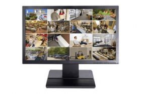 19inch LED backlit LCD security monitor for security camera DVR