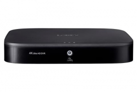 4K Ultra HD Security DVR with Advanced Motion Detection Technology and Smart Home Voice Control, 2TB Hard Drive