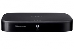 1080p HD Analog Security DVR with Advanced Motion Detection Technology and Smart Home Voice Control