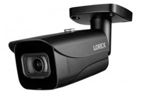 Lorex E861ABB-W 4K Ultra HD Smart IP Security Camera