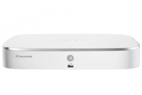 4K Ultra HD 8-Channel Network Video Recorder with Smart Motion Detection and Voice Control