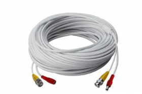 100FT high performance BNC Video/Power Cable for Lorex security camera systems