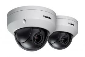 Super High Definition 2K (4MP) Pan-Tilt-Zoom Camera & Color Night Vision (2 Pack)