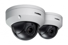 MPX HD 1080p Outdoor PTZ Camera, 4x Optical Zoom with Color Night Vision, Metal Camera (2-Pack)