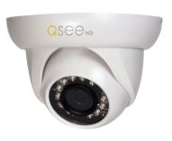 720p Analog HD Dome Security Camera (QCA7202D) 90 DAY WARRANTY