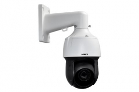 2K HD Outdoor PTZ IP Camera with 12× Optical Zoom, 330ft IR Night Vision, Color Night Vision, Metal Camera