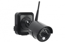 Lorex LWB3901 Indoor/Outdoor Wire-Free Security Bullet Camera, 1080p HD, 40ft IR Night Vision, Advanced Motion Detection, PIR Sensor, Works with LHB800, LHB900, LHB926,LHB927, Black