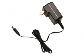 12V Regulated DC Security Power Adapter 1A