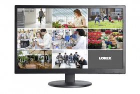 24inch LED backlit LCD security monitor for security camera DVR